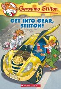 Get Into Gear, Stilton! (Geronimo Stilton #54) (libro en inglés) - Geronimo Stilton - Scholastic Inc.