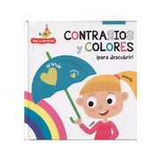 Veo y Aprendo Contrarios y Colores¡ Para Descubrir! - EDITORIAL LIBSA - EDITORIAL LIBSA