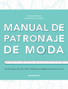 Manual de Patronaje de Moda - Jo Barnfield,Andrew Richards - PROMOPRESS