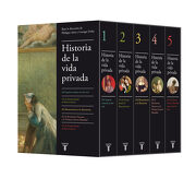 Estuche Historia de la Vida Privada - Philippe AirÈS Y Georges Duby - Taurus