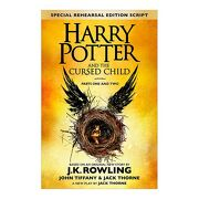 Harry Potter and the Cursed Child, Parts one and Two. [Based on the Original new Story by J. J. Rowling, John Tiffany & Jack Thorne]. First Produced by.   End Production, Special Rehearsal Edition. (libro en Inglés) - J.K. Rowling,Jack Thorne,John Tiffany - Little Brown