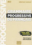 Grammaire Progressive du Français. Niveau Débutant Complet. Nouvelle Couverture (+ cd) (Grammaire Progressive du Frana) (libro en Francés) (Audiolibro) - Collectif - French And European Publications Inc