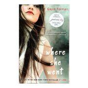 Where she Went (libro en Inglés) - Gayle Forman - Speak