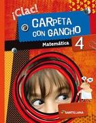 Matematica 4 Clac! Carpeta con Gancho
