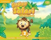 Super Safari Level 2 Activity Book (Super Minds) - 9781107476899 (libro en Inglés) - Herbert Puchta; GÜNter Gerngross; Peter Lewis-Jones - Cambridge University Press