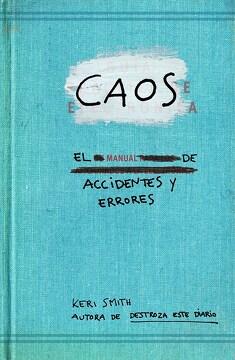 portada Caos  el Manual de Accidentes y Errores