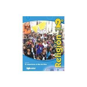 portada Religion 2 Medio - Editorial Edebé - el don de si Para Construir la Civilazcion del Amor - Segundo Medio - Colección si Conocieras el don de Dios