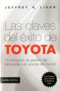 Las Claves del Éxito de Toyota - Jeffrey K. Liker - Paidos Empresas Colombia