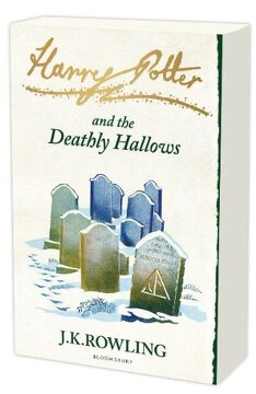 portada Harry Potter 7 and the Deathly Hallows. Signature Edition a (libro en Inglés)