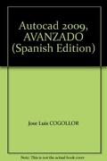 Autocad 2009 Avanzado - Jose Luis Cogollor - Alfaomega