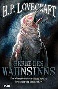 Berge des Wahnsinns: Illustriert und Kommentiert (libro en Alemán)