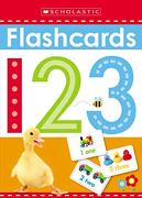 Write and Wipe Flashcards: 123 (Scholastic Early Learners) (libro en Inglés) - Scholastic; Scholastic Early Learners - Cartwheel Books