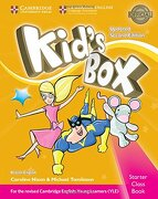 Kid's box Starter Class Book With Cd-Rom British English (libro en Inglés) - Caroline Nixon; Michael Tomlinson - Cambridge University Press