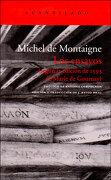 Los Ensayos - Michel De Montaigne - Acantilado