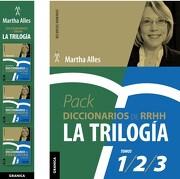 Pack Diccionarios de Rrhh: La Trilogia - Alles Martha - Granica