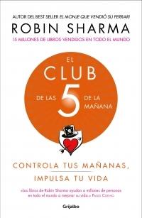 portada El Club de las 5 de la Mañana.