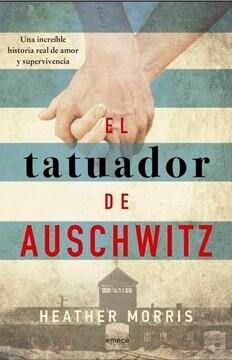 portada El Tatuador de Auschwitz