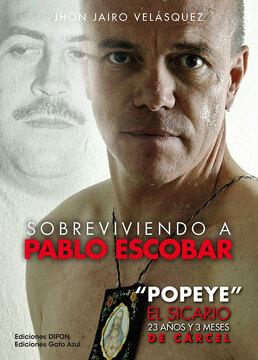 portada Sobreviviendo a Pablo Escobar
