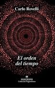 El Orden del Tiempo - Carlo Rovelli - Anagrama