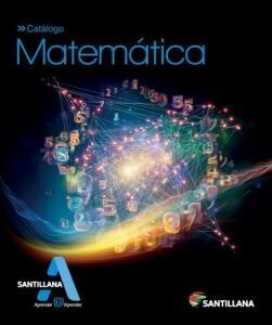 portada Matemática 2° Medio (Proyecto Aprender@Aprender) (Santillana)