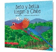 Beto y Bella Llegan a Chile