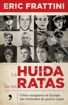 portada La huida de las ratas