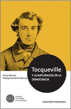 portada Tocqueville y la Naturaleza de la Democracia