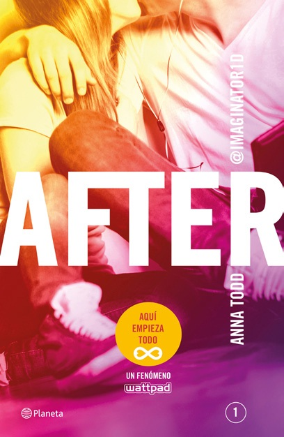 After; anna todd
