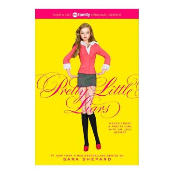 portada Pretty Little Liars (libro en Inglés)