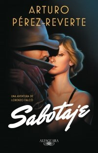 portada Sabotaje ( Libro 3 de la Serie Falco )