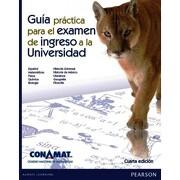 Guia Practica Para el Examen de Ingreso a la Universidad - Montañez - Pearson