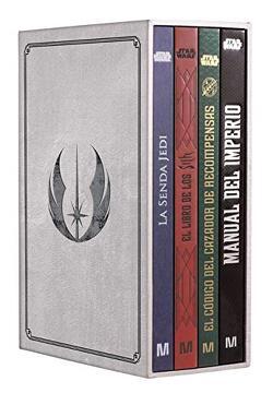 portada Star Wars Secretos de la Galaxia (Estuche de Lujo) (Star Wars Ilustrados)