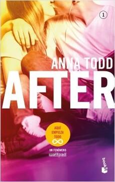 portada after1 AFTER: la historia de un amor infinito. (Ed.Pelicula)