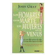 Los Hombres son de Marte las Mujeres son de Venus (libro en Españolpaís: Mexico  Ean: 9786074003673) - John Gray - Oceano