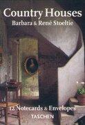 Country Houses (Taschen Cardboxes) (libro en Inglés) - Varios Autores - Taschen