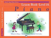 Lesson Book Level 1a Universal Edition (Alfreds Basic Piano Library) (libro en Inglés)