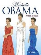 Michelle Obama Paper Dolls (Dover Paper Dolls) (libro en Inglés) - Tom Tierney - Dover Publications