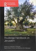 Routledge Handbook on Jerusalem (Routledge Handbooks) (libro en Inglés) -  - Routledge