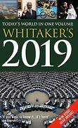 Whitaker's 2019 (libro en Inglés) - Bloomsbury Publishing Plc - Bloomsbury Yearbooks