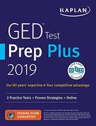 Ged Test Prep Plus 2019: 2 Practice Tests + Proven Strategies + Online (Kaplan Test Prep) (libro en Inglés) - Caren Van Slyke - Kaplan Publishing
