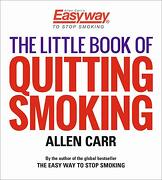 The Little Book of Quitting Smoking (libro en Inglés)