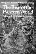 The Rise of the Western World: A new Economic History (libro en Inglés) - Douglass C. North - Cambridge University Press