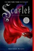 Scarlet (libro en Inglés) - Marissa Meyer - Square Fish