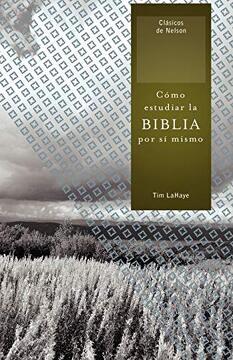 portada Como Estudiar la Biblia por si Mismo = how to Study the Bible for Yourself (Clasicos de Nelson)