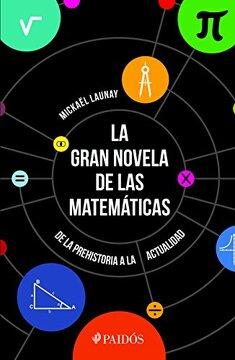 portada Gran Novela de las Matemáticas