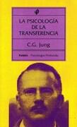 La Psicologia de la Transferencia - C. G. Jung - Paidos