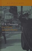 Los Relatos del Padre Brown - G. K. Chesterton - Acantilado