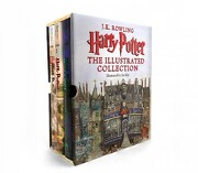 Harry Potter: The Illustrated Collection (libro en Inglés) - J K Rowling - Arthur A. Levine Books