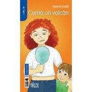Como un Volcán - Magdalena Helguera - Editorial Lom