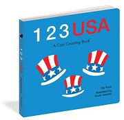 123 usa,a cool counting book - somers puck - independent pub group